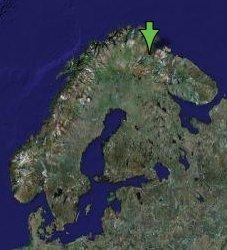 Localización del agujero más profundo de la Tierra