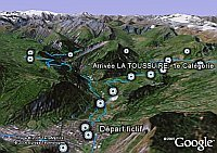 Sigue el Tour de Francia con Google Earth