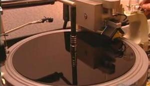 Cómo se hacen los discos de vinilo