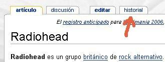 Wikipedia crea feeds RSS para sus artículos