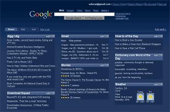 inicio de google