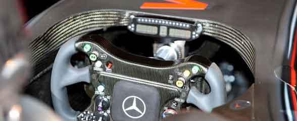volante de McLaren