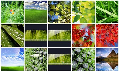wallpapers Windows Vista