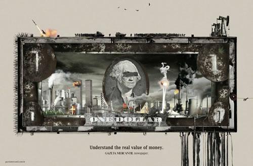 dolar valor dinero