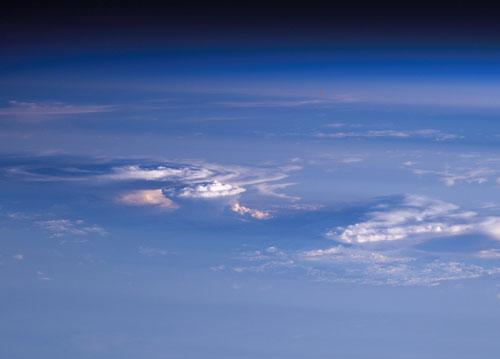 cielo desde el espacio 2