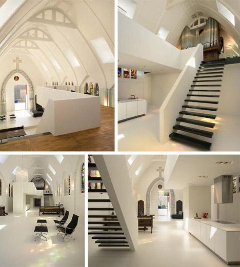 Reciclaje en la arquitectura refugio antia reo for Casa holandesa moderna