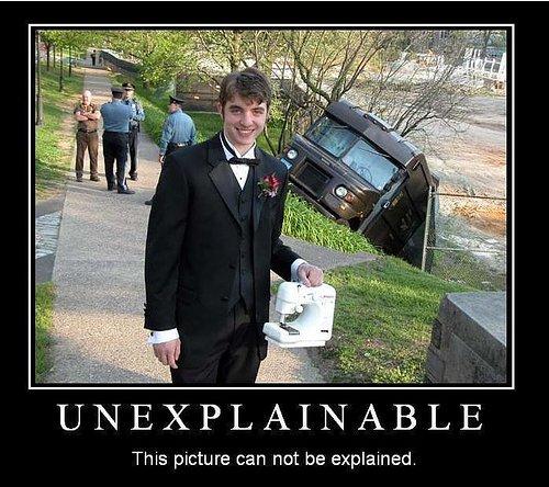 foto inexplicable