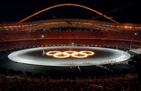 momentos olimpicos estadio