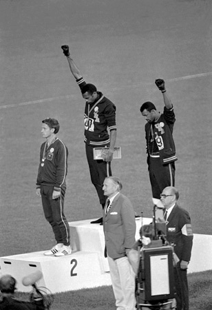 olimpiadas black power