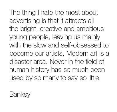 banksy publicidad