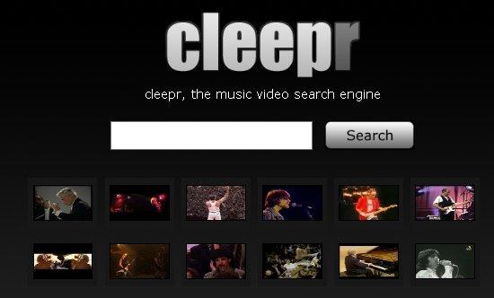 busca videos musicales