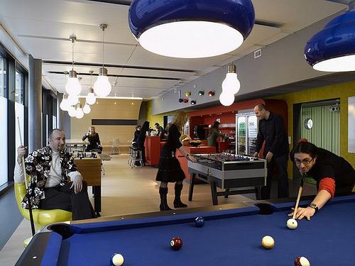 Las oficinas m s geniales de google en el mundo taringa for Google argentina oficinas