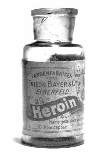heroina bayer