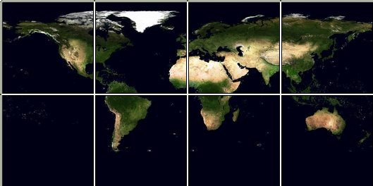 imagenes tierra alta resolucion