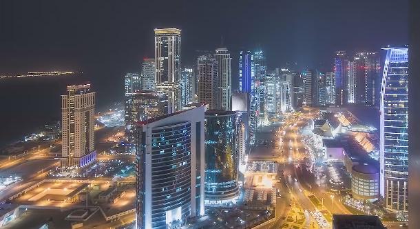 video-timelapse-qatar-doha
