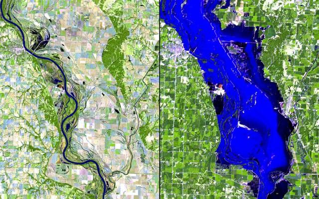 Flood-Iowa