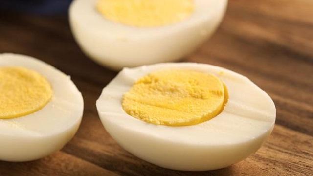 como cocinar huevos cocidos
