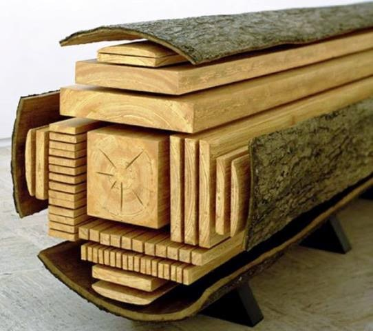 ejemplo de cortes de madera