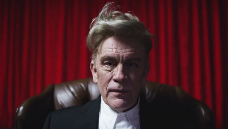 John Malkovich como David Lynch