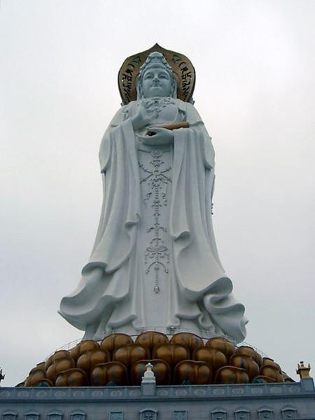 Guanyin Statue de Hainan