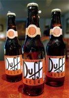 La cerveza Duff de los Simpson ya es real