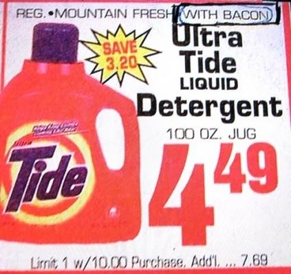 como vender detergente a los hombres
