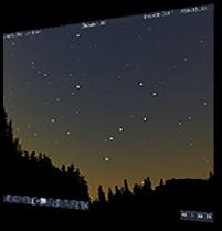 Stellarium, un simulador del cielo