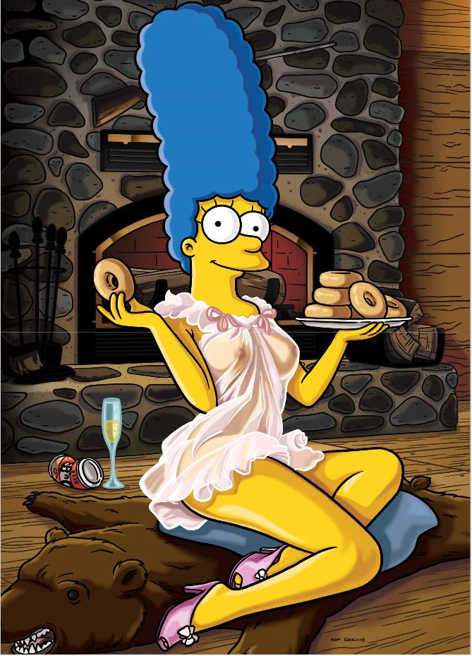 marge-simpson-playboy-donuts