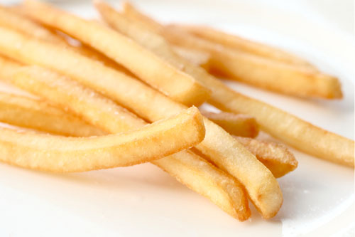 Cómo hacer papas fritas como las de McDonalds