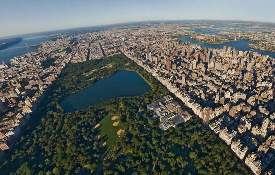 Presionar sobre la imagen para el viaje virtual por new york