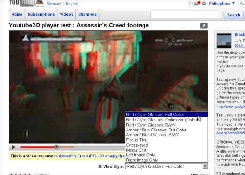 youtube-3d-videos